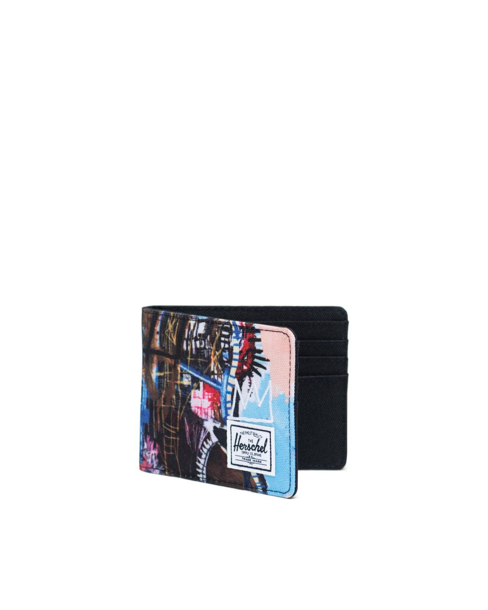 Herschel Supply Co. x Basquiat - Roy Wallet, Basquiat Skull