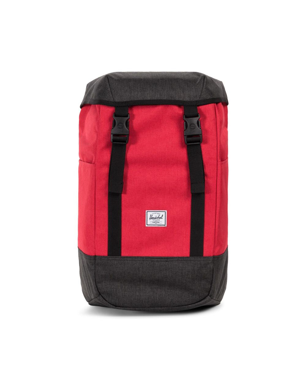 Herschel Supply Co. - Iona Backpack, Barbados Cherry Crosshatch/Black Crosshatch