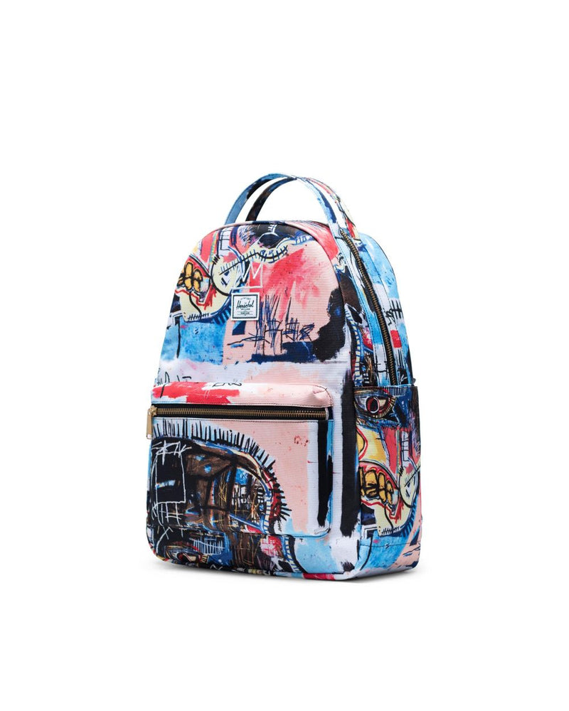 Herschel Supply Co. x Basquiat - Nova Mid Volume Backpack, Basquiat Skull