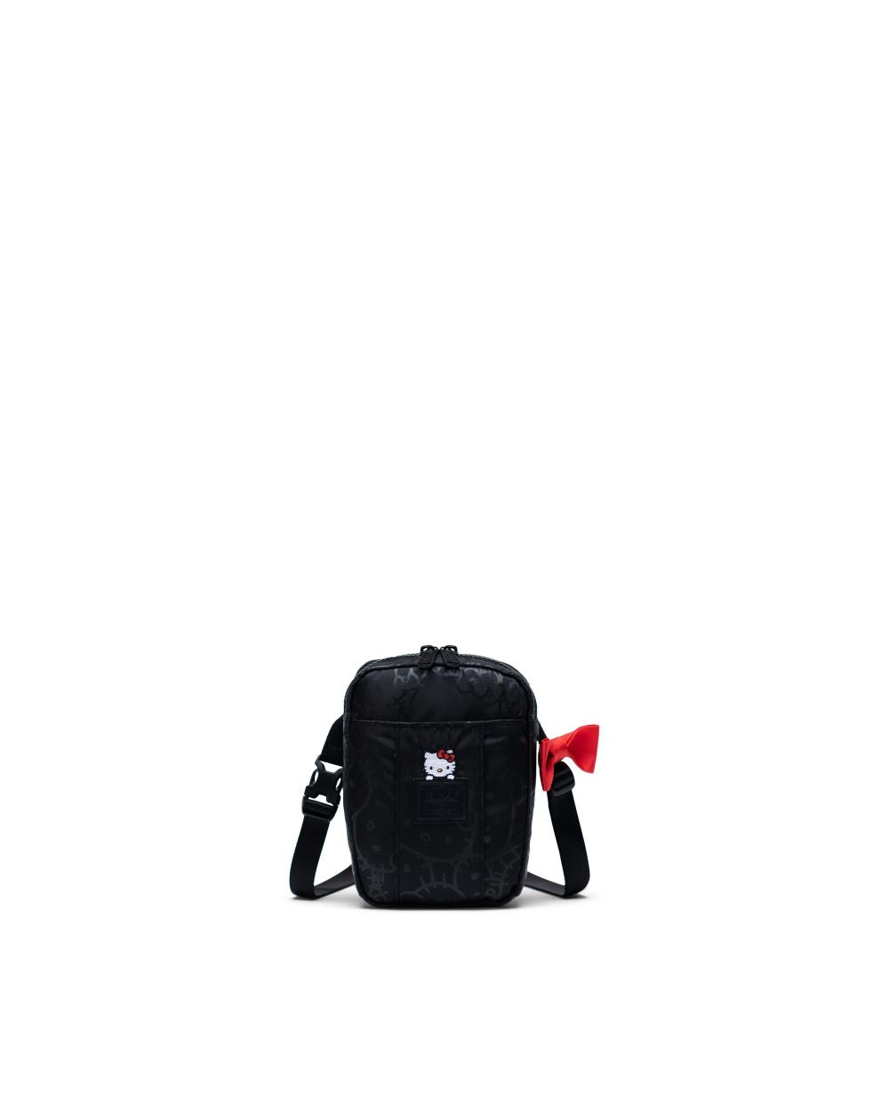 Herschel Supply Co -  Hello Kitty Cruz Crossbody, Black