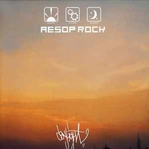Aesop Rock - Daylight, CD - The Giant Peach