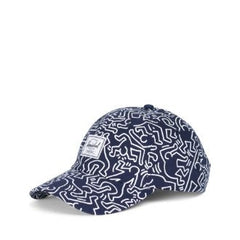 Herschel Supply Co. x Keith Haring - Sylas Cap, Peacoat