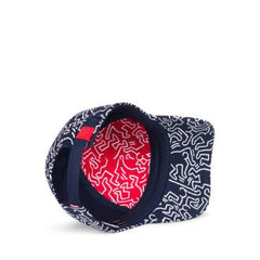 Herschel Supply Co. x Keith Haring - Sylas Cap, Peacoat - The Giant Peach