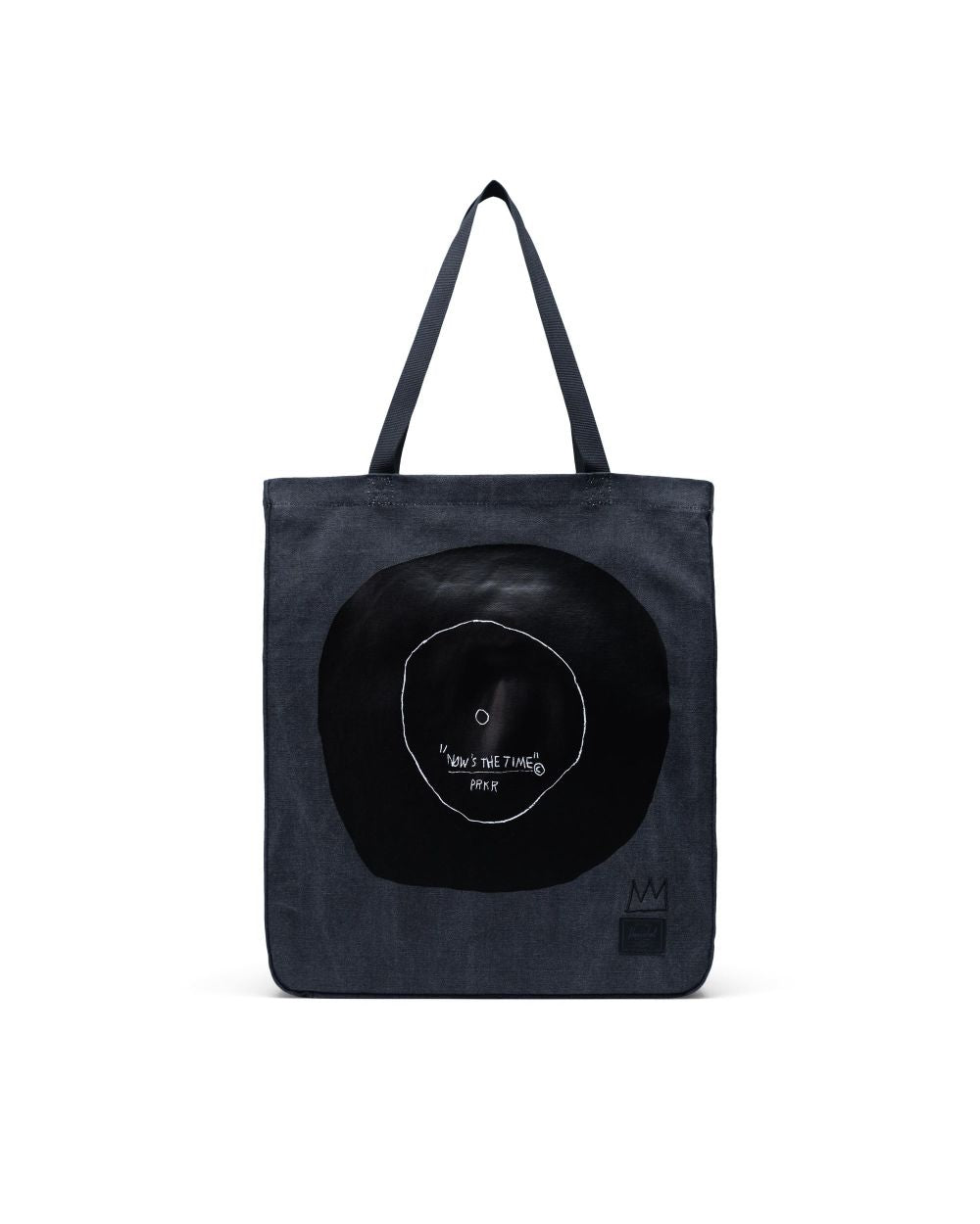 Herschel Supply Co. x Basquiat - Long Tote,  Black