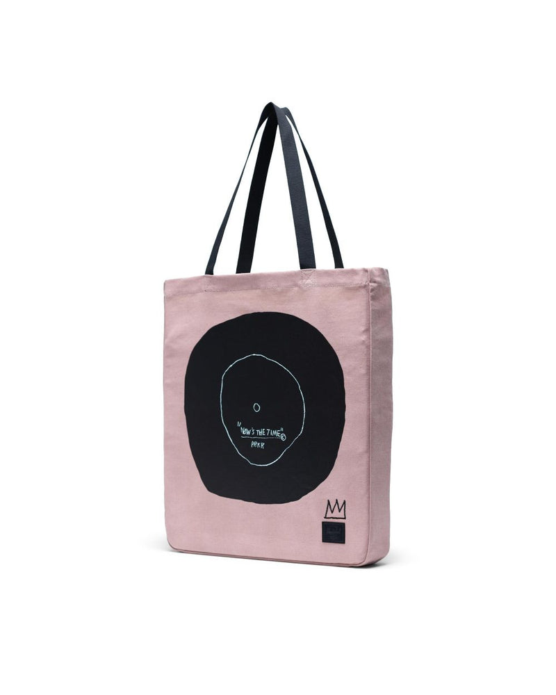 Herschel Supply Co. x Basquiat - Long Tote,  Ash Rose