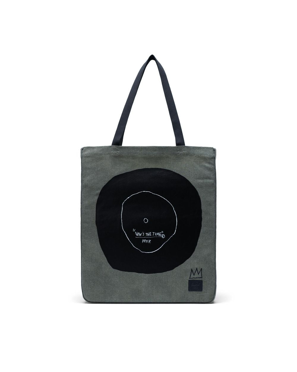 Herschel Supply Co. x Basquiat - Long Tote,  Dark Olive