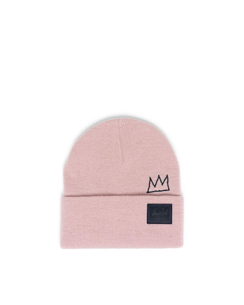 Herschel Supply Co. x Basquiat - Elmer Beanie, Ash Rose