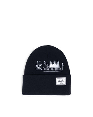Herschel Supply Co. x Basquiat - Elmer Beanie, Basquiat Beat Bop