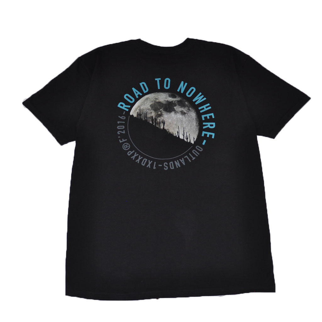 10Deep - Into The Wild Men's Tee, Black - The Giant Peach