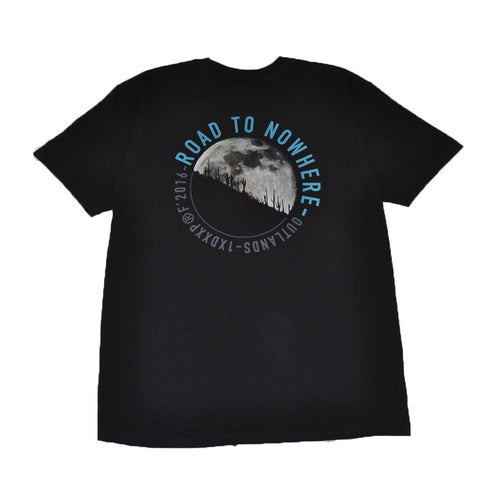 10Deep - Into The Wild Men's Tee, Black