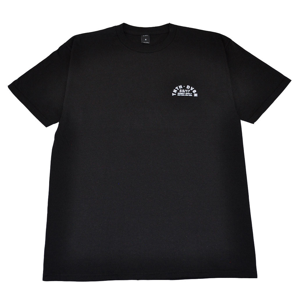 10Deep - Sunset Men's Tee, Black - The Giant Peach