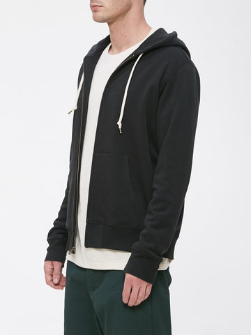 OBEY - Lofty Creature Comfort Men's Zip Hood, Black