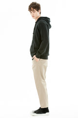 OBEY - Mil Spec Men's Zip Hoodie, Black - The Giant Peach