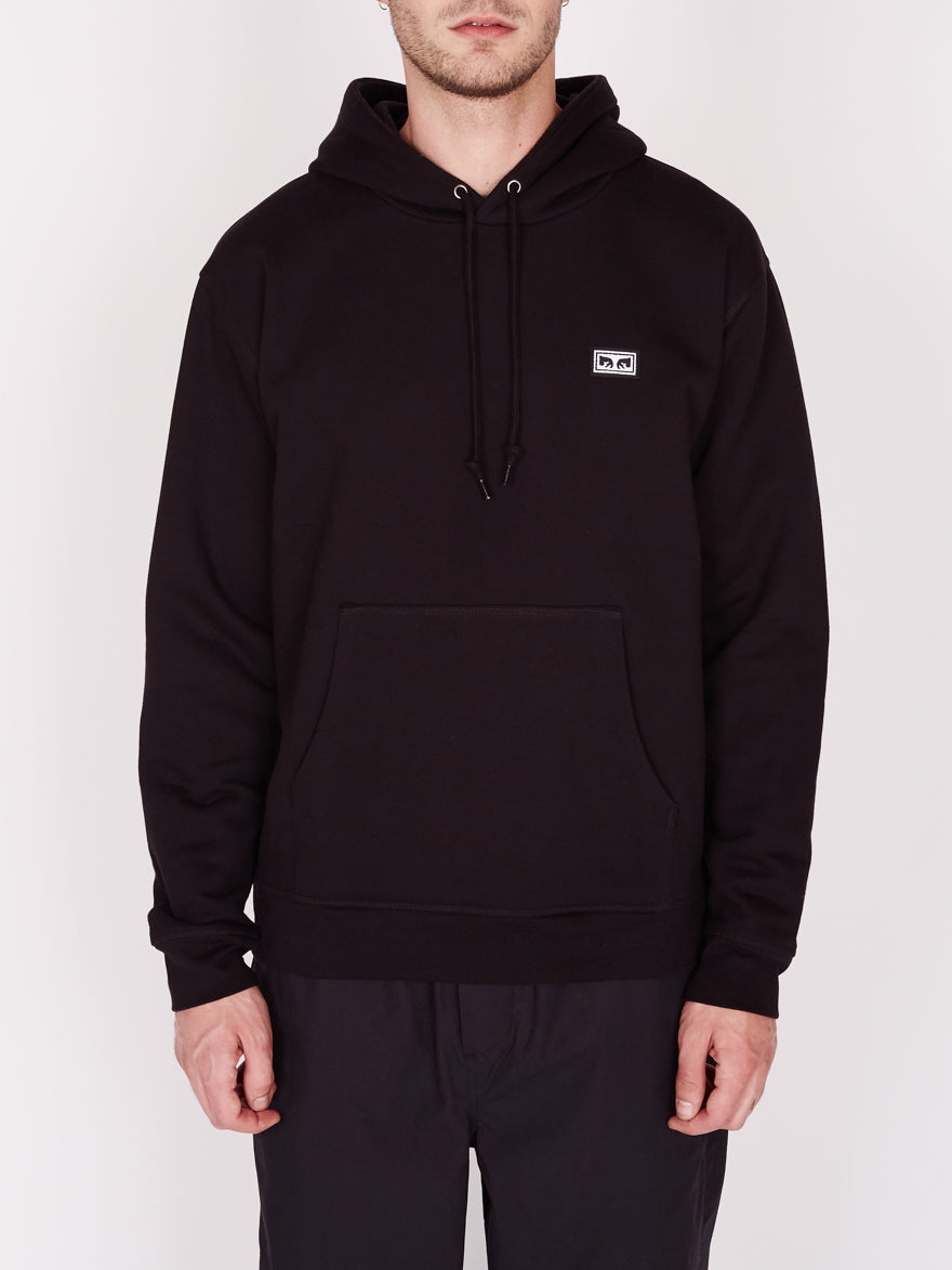 OBEY - All Eyez Pullover Men's Hoodie, Black
