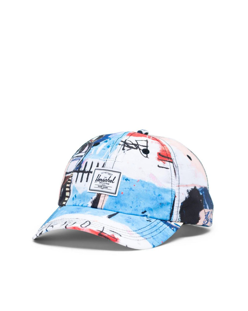 Herschel Supply Co. x Basquiat - Mosby Curve Voyage Hat, Basquiat Skull