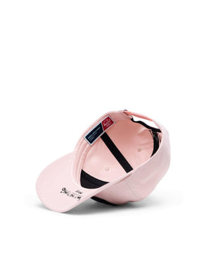 Herschel Supply Co. x Basquiat - Mosby Curve Hat, Ash Rose