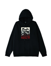 OBEY x Glen E. Friedman Run-DMC Hoodie, Black