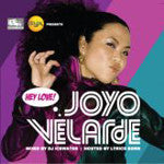 Joyo Velarde - Hey Love!, CD