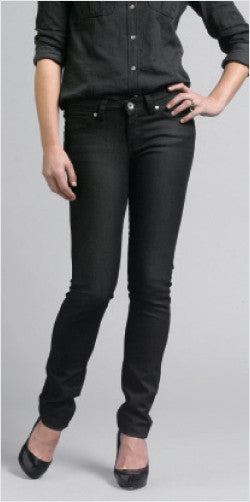Eden by Element - Fiddler Skinny Women's Jeans, Black - The Giant Peach