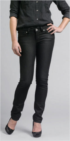 Eden by Element - Fiddler Skinny Women's Jeans, Black