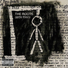 ROOTS, The - Game Theory, CD - The Giant Peach