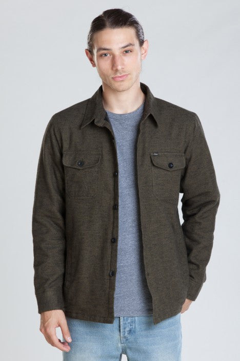 OBEY - Field Master Men's Jacket, Army - The Giant Peach