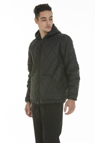 OBEY - Transit City Men's Jacket, Black