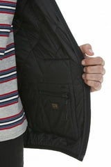 OBEY - Transit City Men's Jacket, Black - The Giant Peach - 3