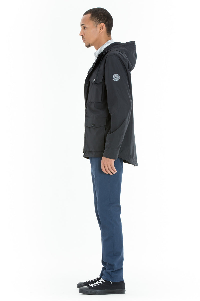 OBEY - Road Trip Men's Jacket, Black - The Giant Peach