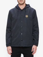 OBEY - Subliminal Men's Jacket, Black - The Giant Peach - 1