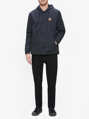 OBEY - Subliminal Men's Jacket, Black - The Giant Peach