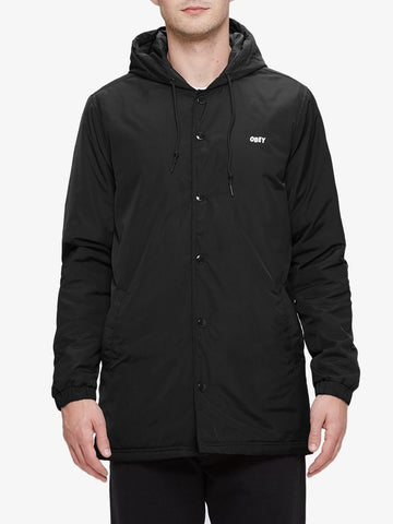 OBEY - Singford Men's Jacket, Black