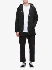 OBEY - Singford Men's Jacket, Black - The Giant Peach