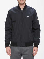 OBEY - Eightball II Bomber Men's Jacket, Black - The Giant Peach
