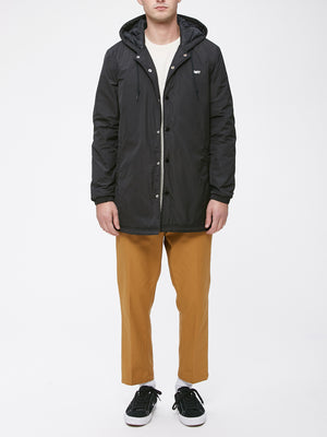 OBEY - Singford II Men's Jacket, Black - The Giant Peach