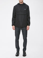 OBEY - Crosstown Men's Anorak Jacket, Black - The Giant Peach