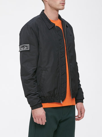 OBEY - Mission Men's Jacket, Black