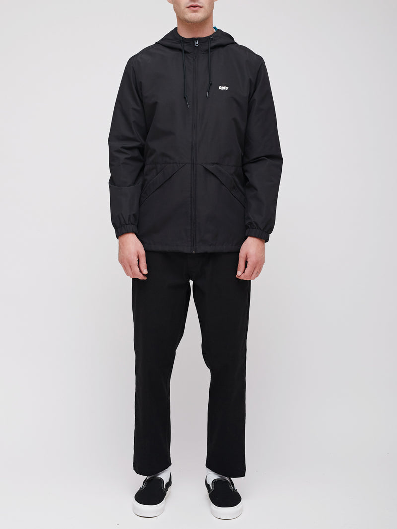 OBEY - Ambush Men's Jacket, Black - The Giant Peach