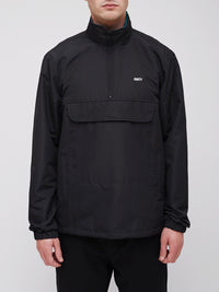 OBEY - Runaround Men's Jacket, Black - The Giant Peach