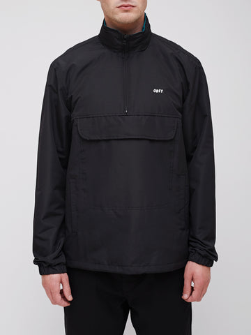 OBEY - Runaround Men's Jacket, Black