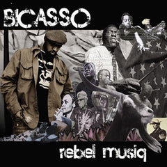 Bicasso - Rebel Musiq, CD - The Giant Peach