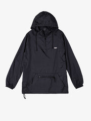 OBEY - Screamer Men's Anorak Jacket, Black - The Giant Peach