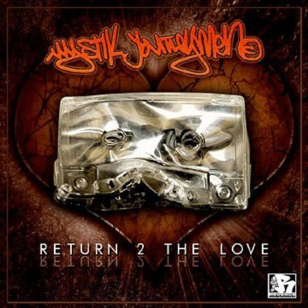 Mystik Journeymen - Return 2 The Love, CD - The Giant Peach