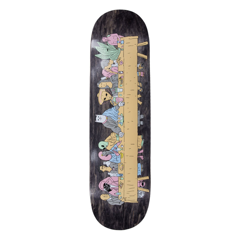RIPNDIP - Last Meal Board, Black - The Giant Peach