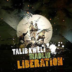 Talib Kweli & Madlib - Liberation, CD - The Giant Peach