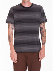 OBEY - Ricks Men's Pocket Tee, Black Multi - The Giant Peach - 1