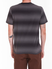 OBEY - Ricks Men's Pocket Tee, Black Multi - The Giant Peach