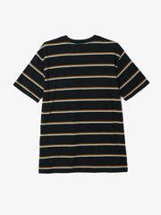 OBEY - Milo Men's Pocket Tee, Black Multi - The Giant Peach