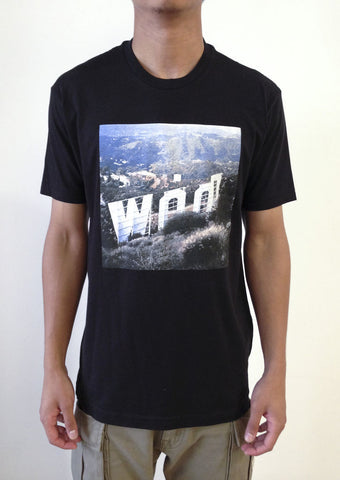 Staple x 13th Witness - Holly Tee, Black