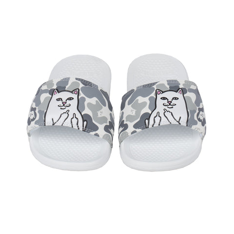 RIPNDIP - Lord Nermal Slides, Snow Camo